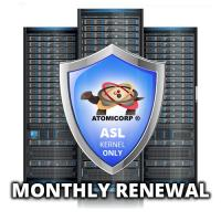 ASL: Atomic Secured Linux for Servers - Kernel Only (Monthly)