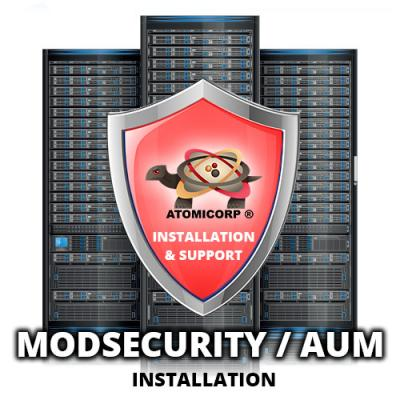Modsecurity and AUM  Installation