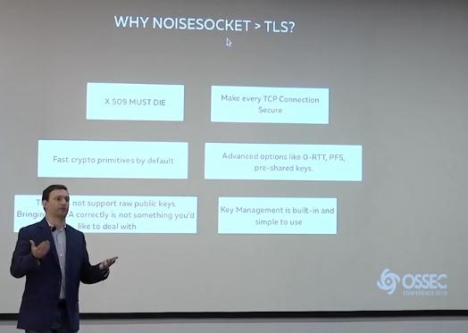 Socket Crypto for OSSEC Deployment