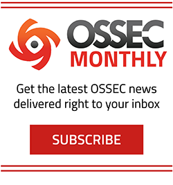 OSSEC Monthly News - Subscribe